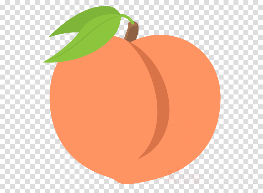 Image result for peach clipart