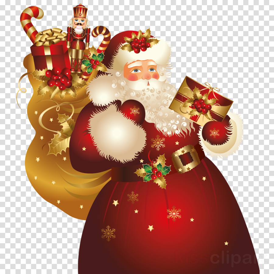 Santa Claus Shower Curtain Clipart Curtains Douchegordijn