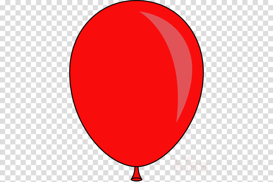 Red Balloons Clipart Balloon Illustration Red Transparent Clip Art