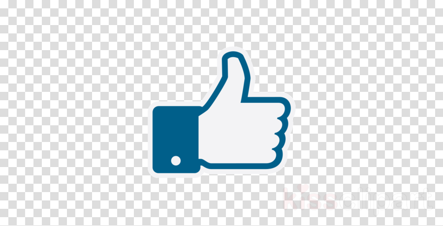 facebook like icon clipart Facebook like button Thumb signal