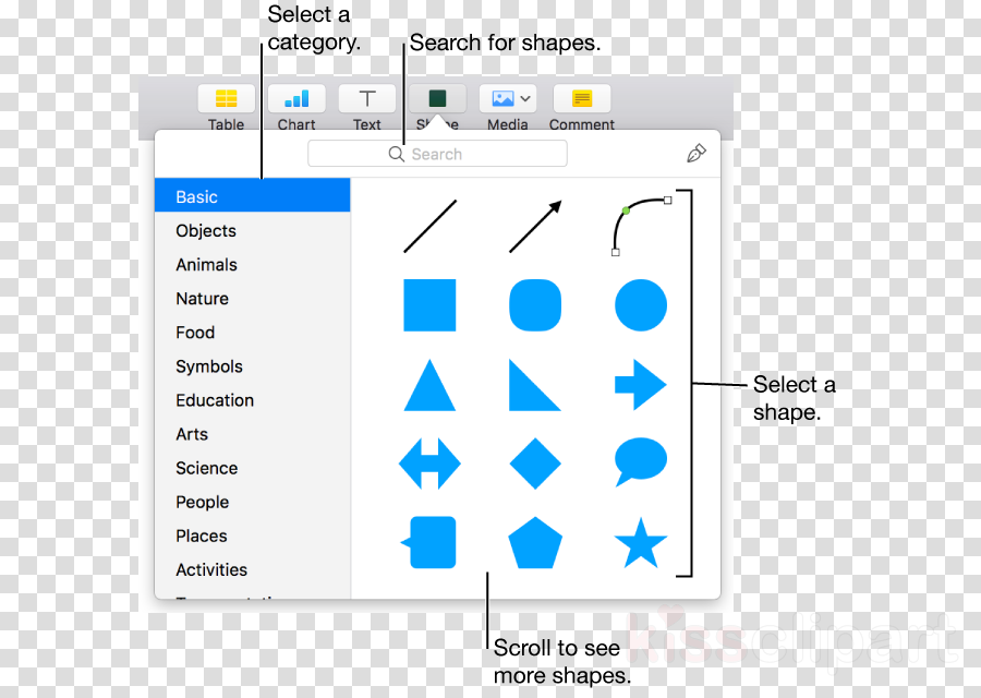 Chart Apple Presentation Transparent Png Image Clipart Free