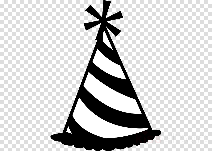 party hat clip art black clipart Party hat Clip art