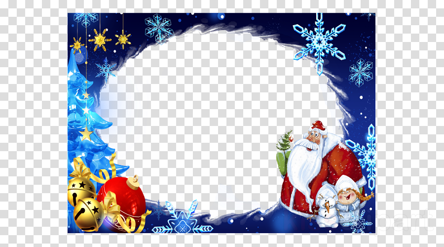 Blue Christmas Holiday Transparent Png Image Clipart Free Download