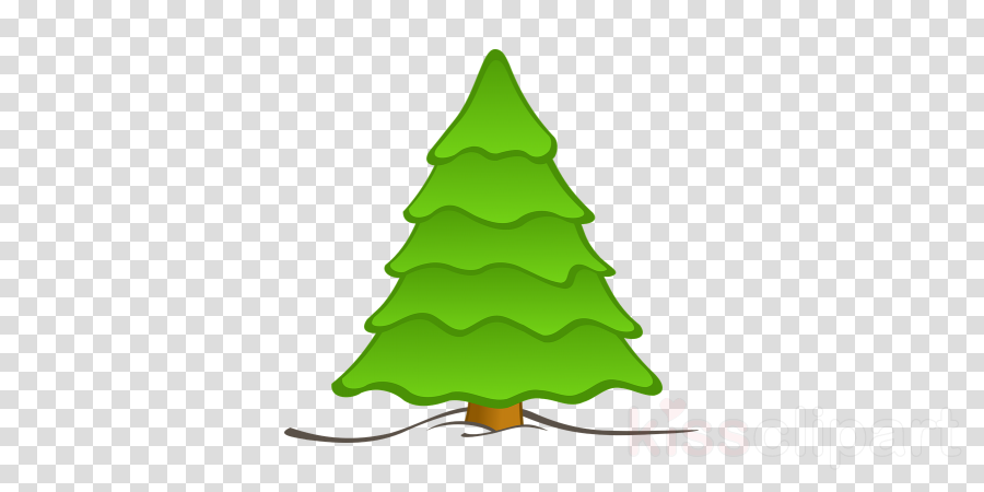 Christmas Tree Drawing Clipart Illustration Drawing