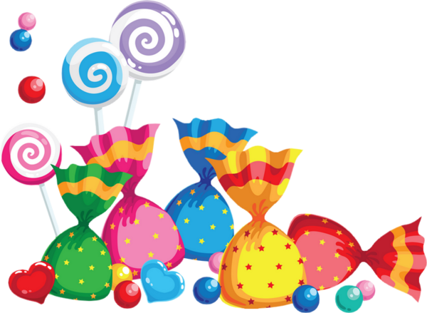 Baby Toys Clipart Lollipop Candy Drawing Transparent Clip Art
