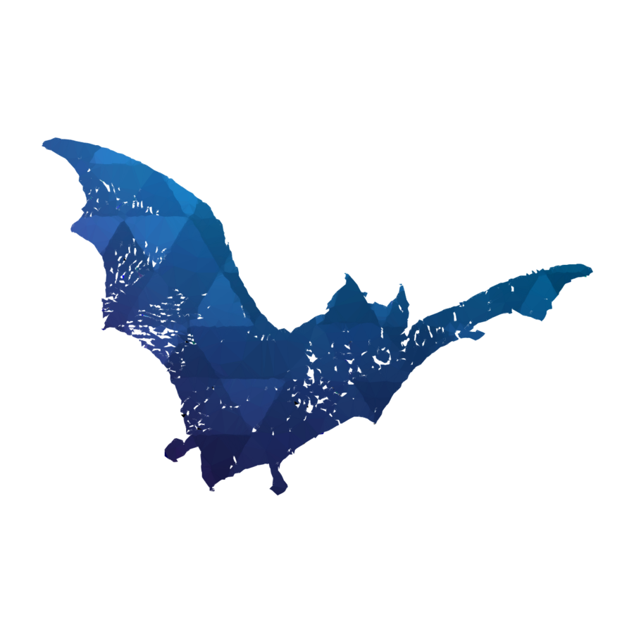bat silhouette clipart Bat