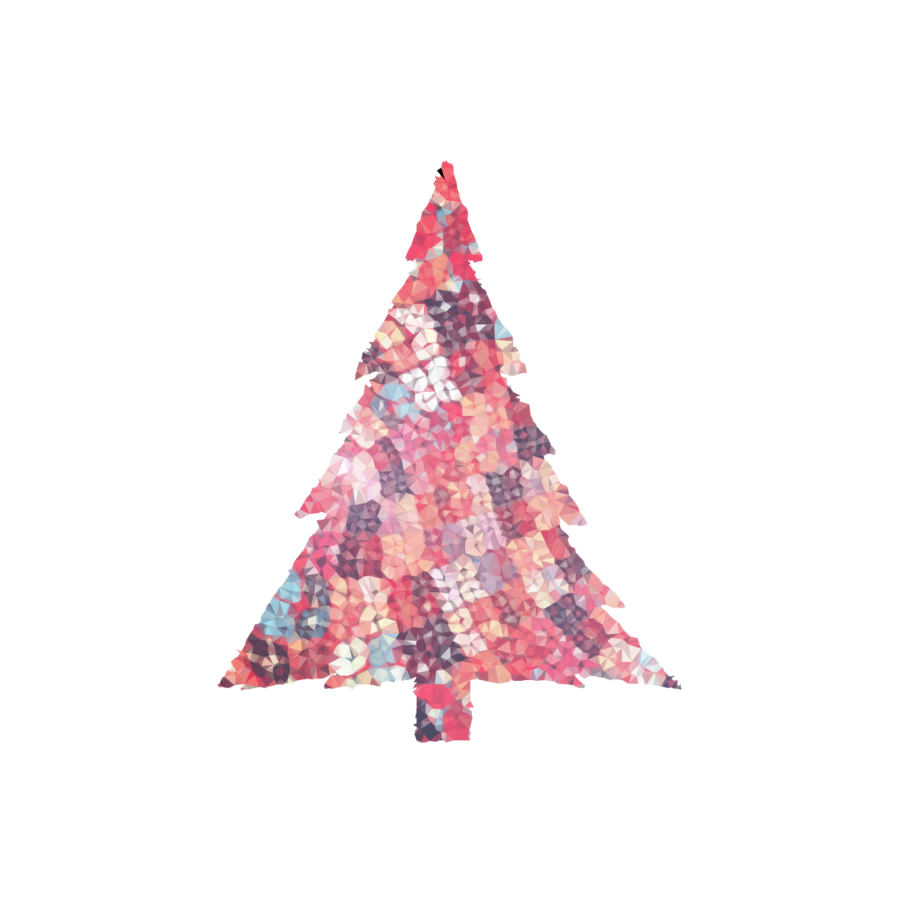 Pink Pattern Triangle Transparent Png Image Clipart Free Download