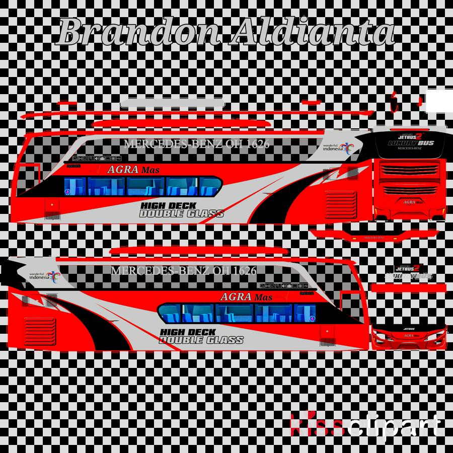 livery es bus simulator id2 sr2 clipart ES Bus Simulator ID 2