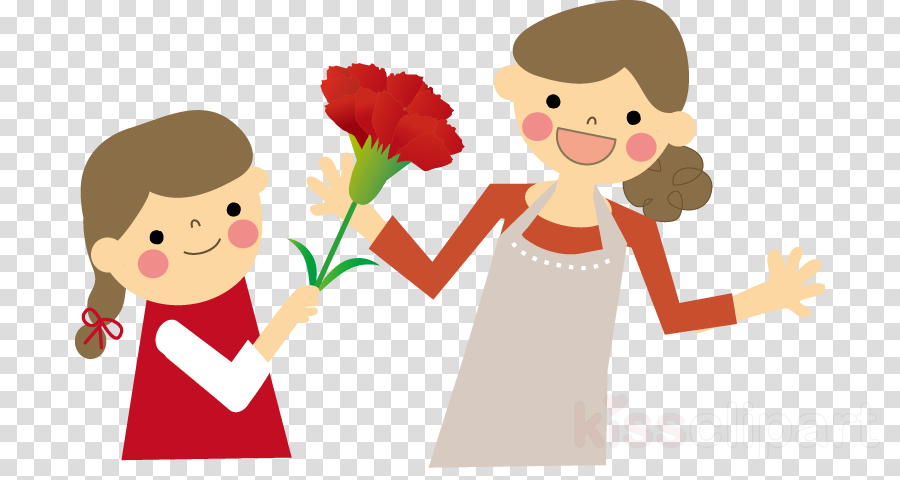 mothers day cartoon png clipart Mother's Day Father's Day