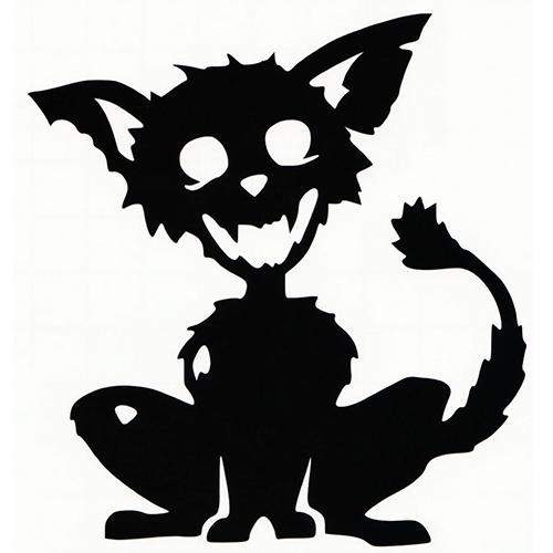 Car Cat Sticker Transparent Image Clipart Free Download