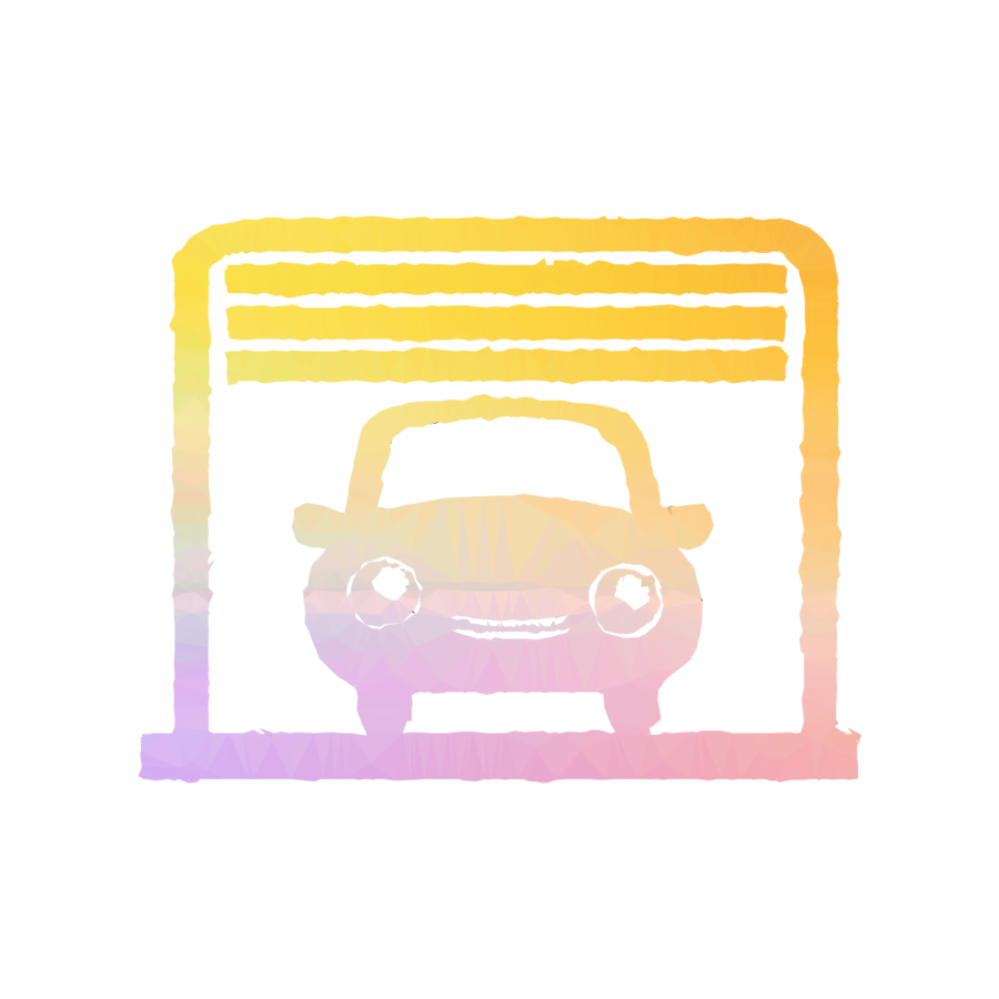 Newton Nissan South >> Nissan Leaf Clipart Car Yellow Pink Transparent Clip Art