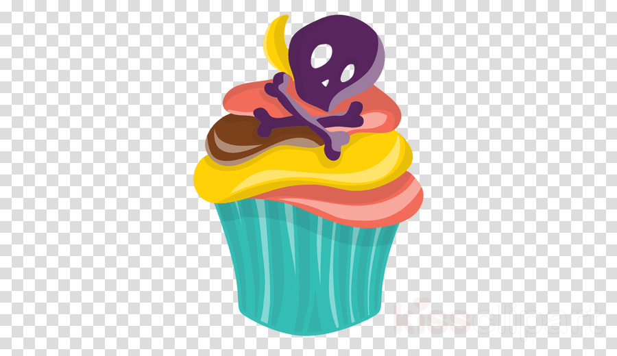 Cupcake Halloween Transparent Background Clipart American Muffins