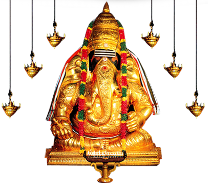Ganesh Chaturthi Gold