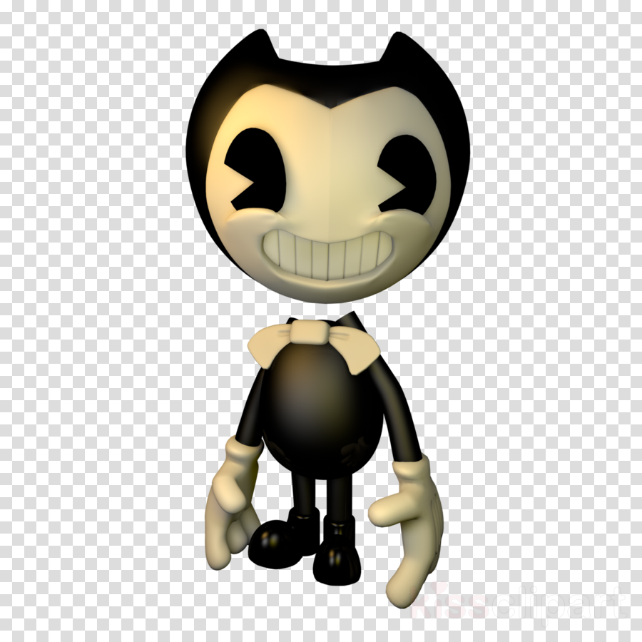 bendy and the ink machine 3d clipart Bendy and the Ink Machine Cuphead 3D computer graphics