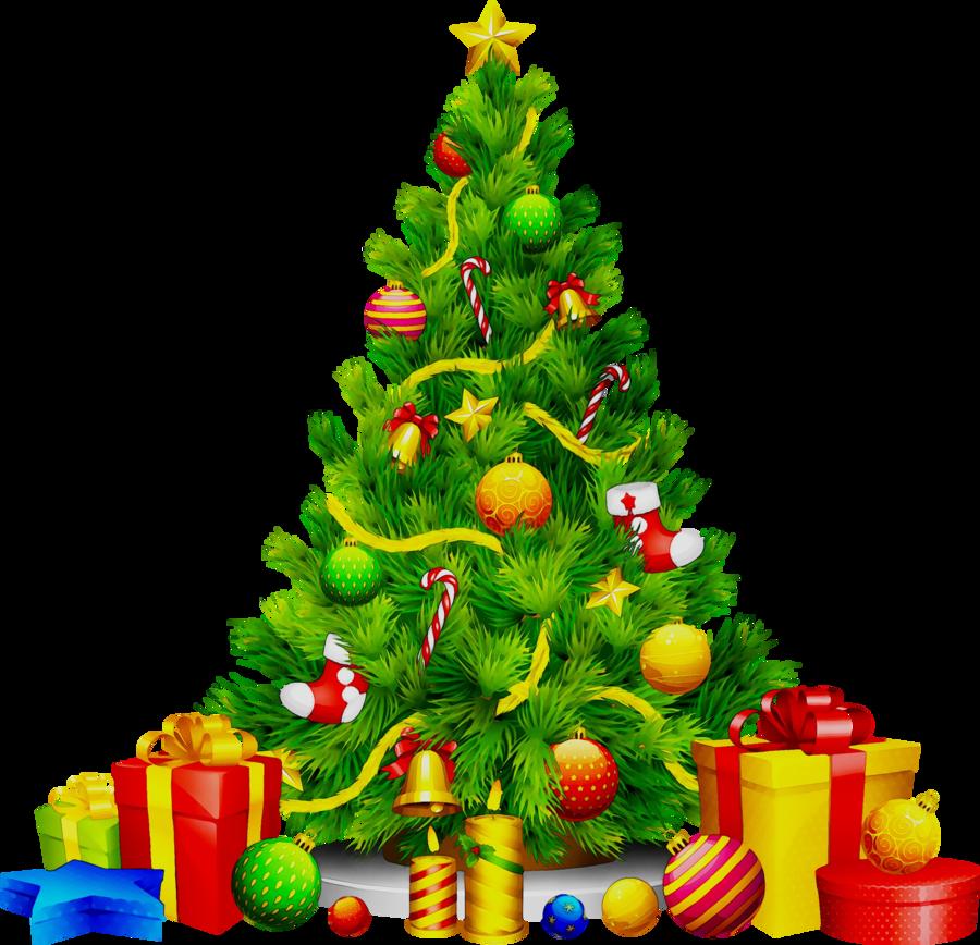 Cartoon Christmas Tree.Cartoon Christmas Tree Clipart Tree Cartoon Christmas