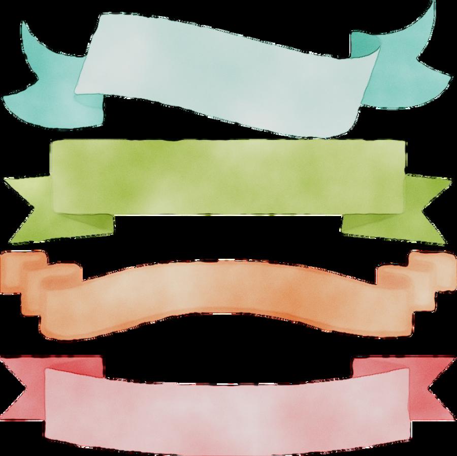 Flag Ribbon Clipart Banner Paper Ribbon Transparent Clip Art