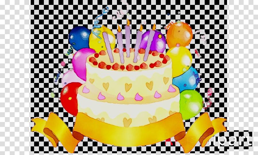Birthday Cake Clipart Decorating