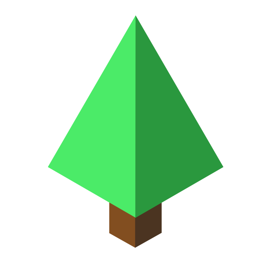 triangle clipart Blanchet Tree Experts Triangle