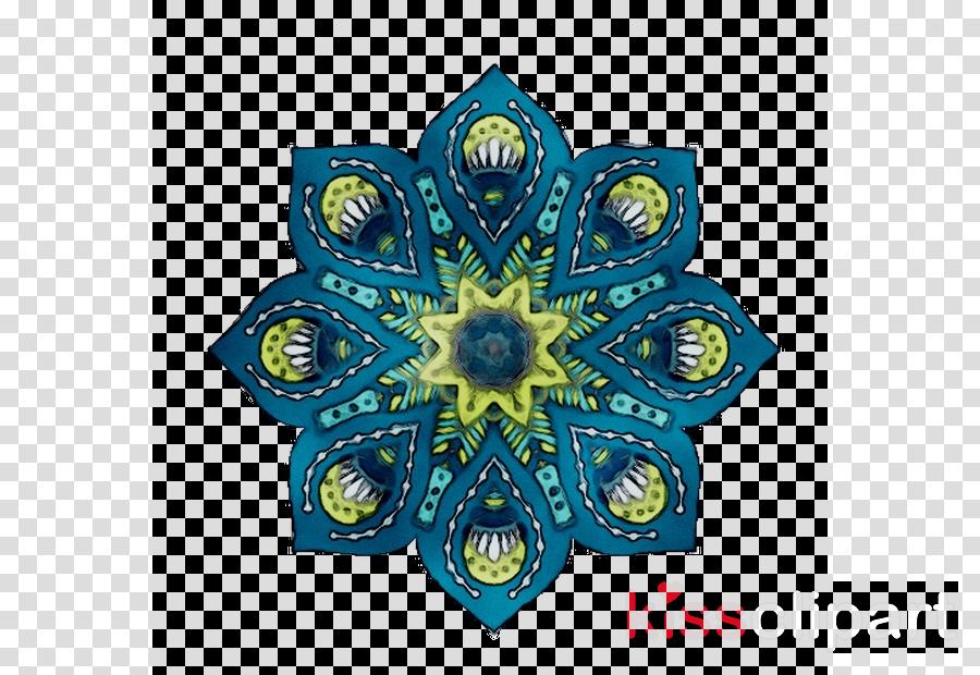Islamic Background Flower Clipart Islam Pattern Mandala