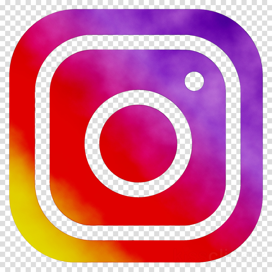 Social Service Background Clipart Instagram Circle Line