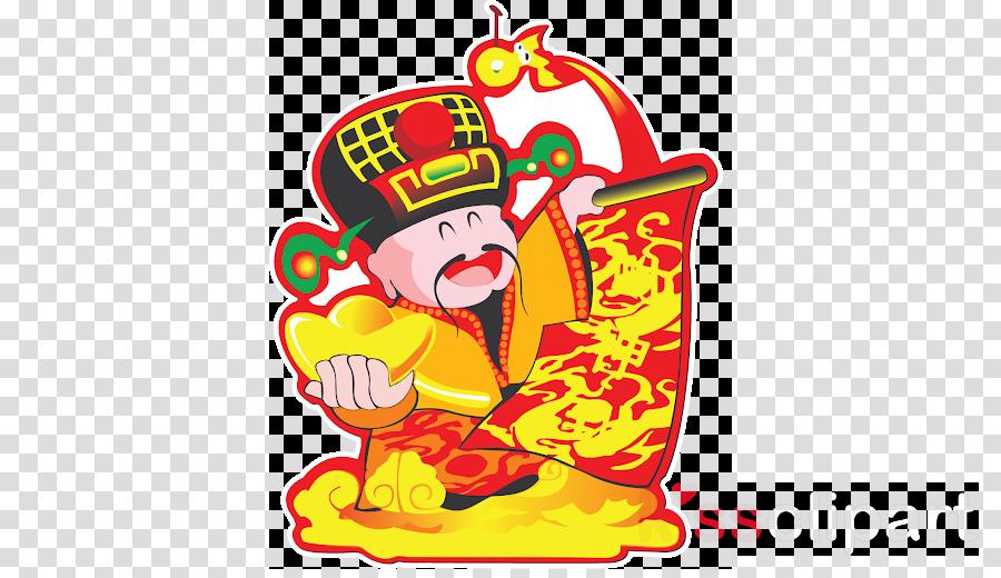 Chinese New Year Cartoon