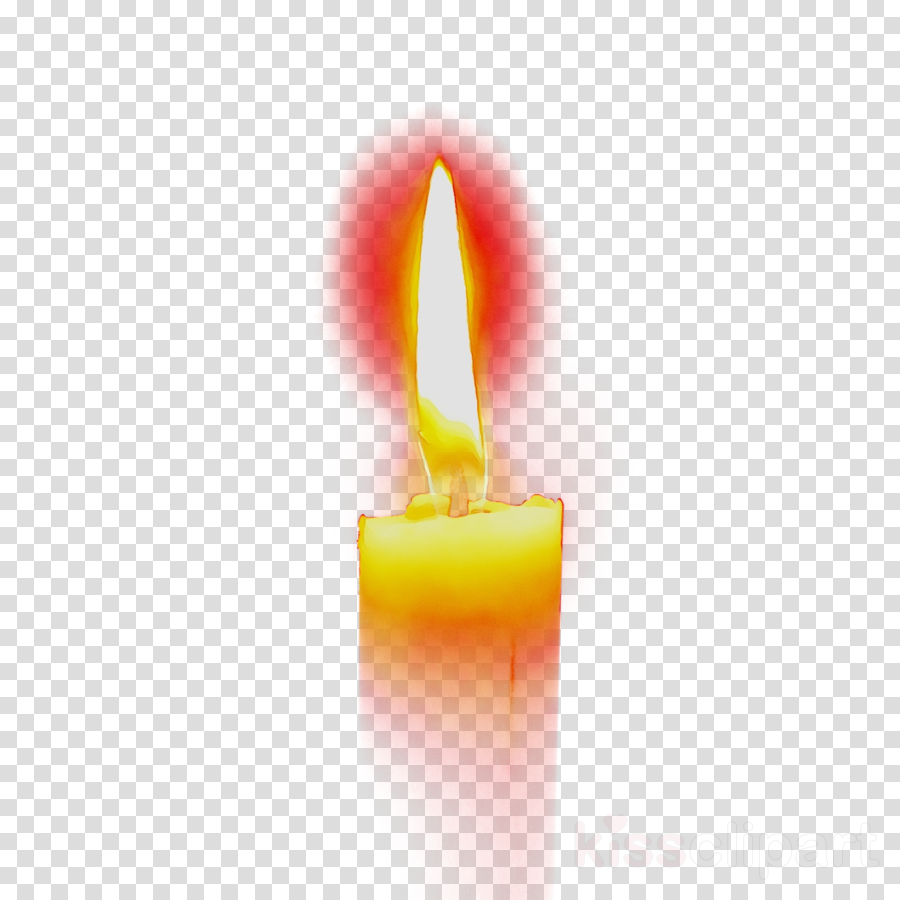 Flame candle. Birthday candles clipart fire