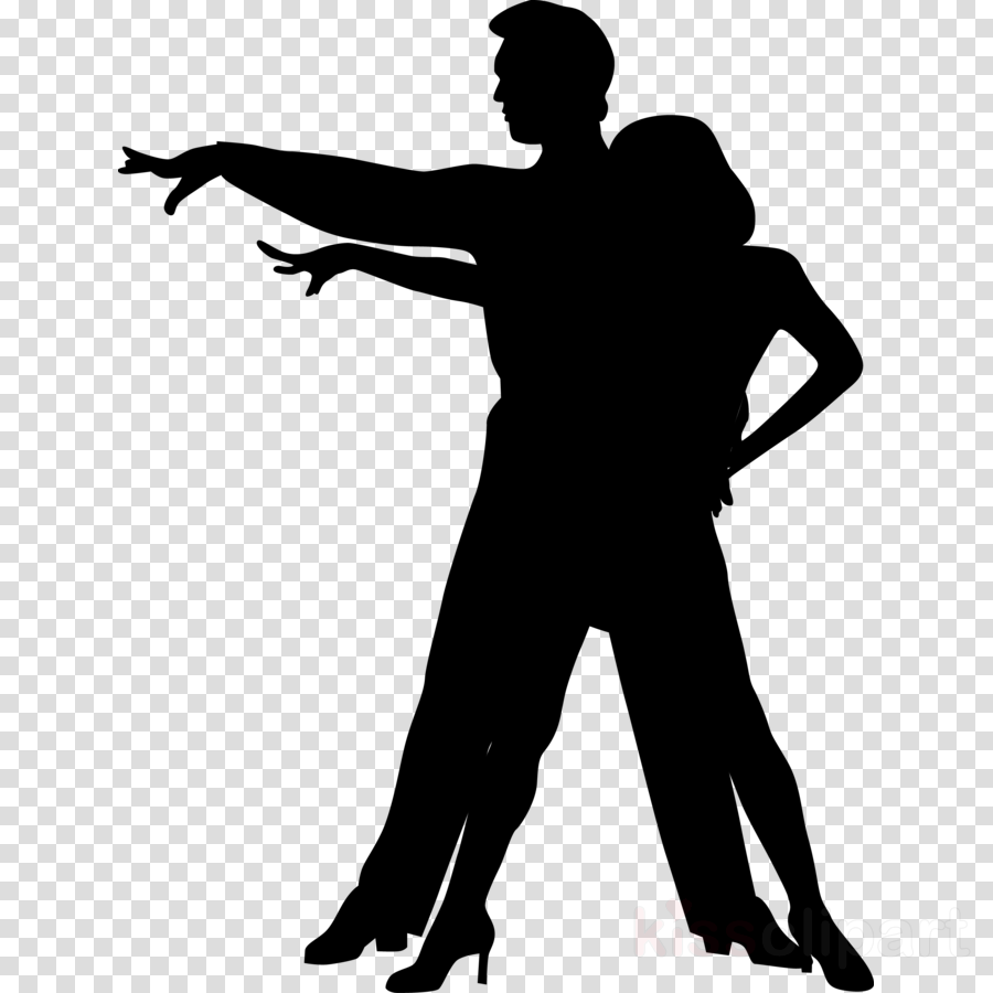 Dancer Silhouette Clipart Dance Silhouette Illustration Transparent Clip Art