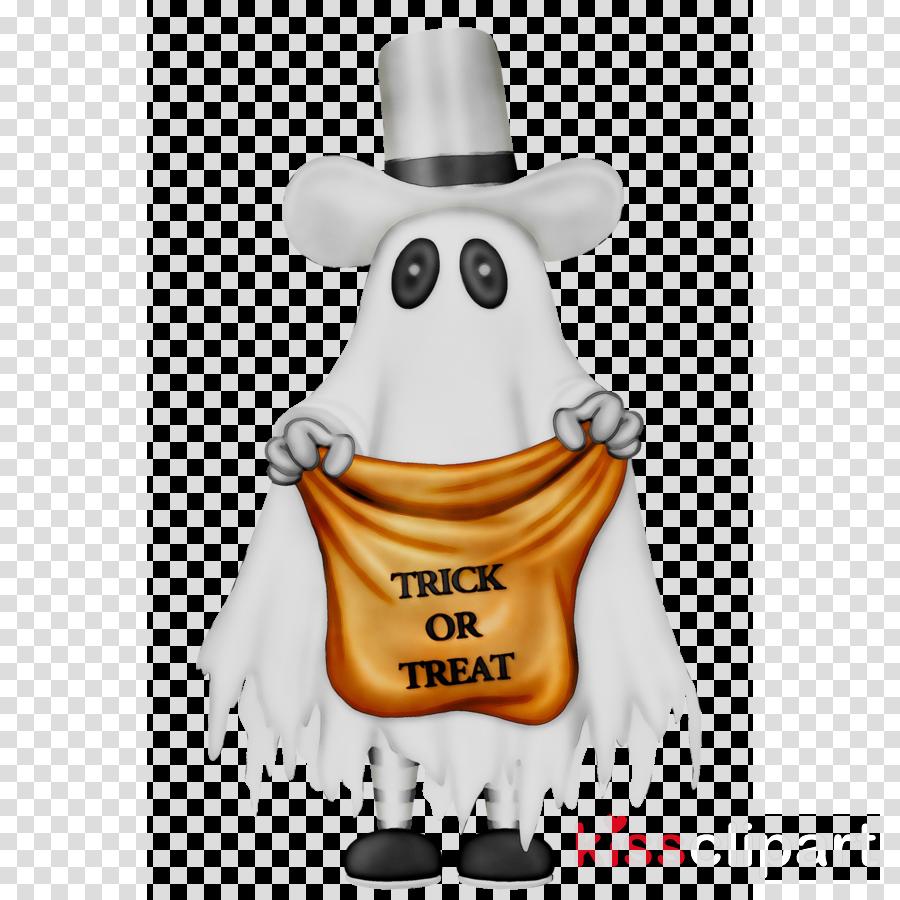Halloween Ghost Drawing