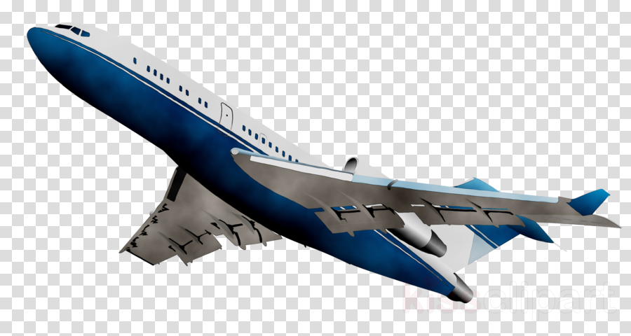 Download airline clipart Boeing 747-400 Boeing 767 Travel