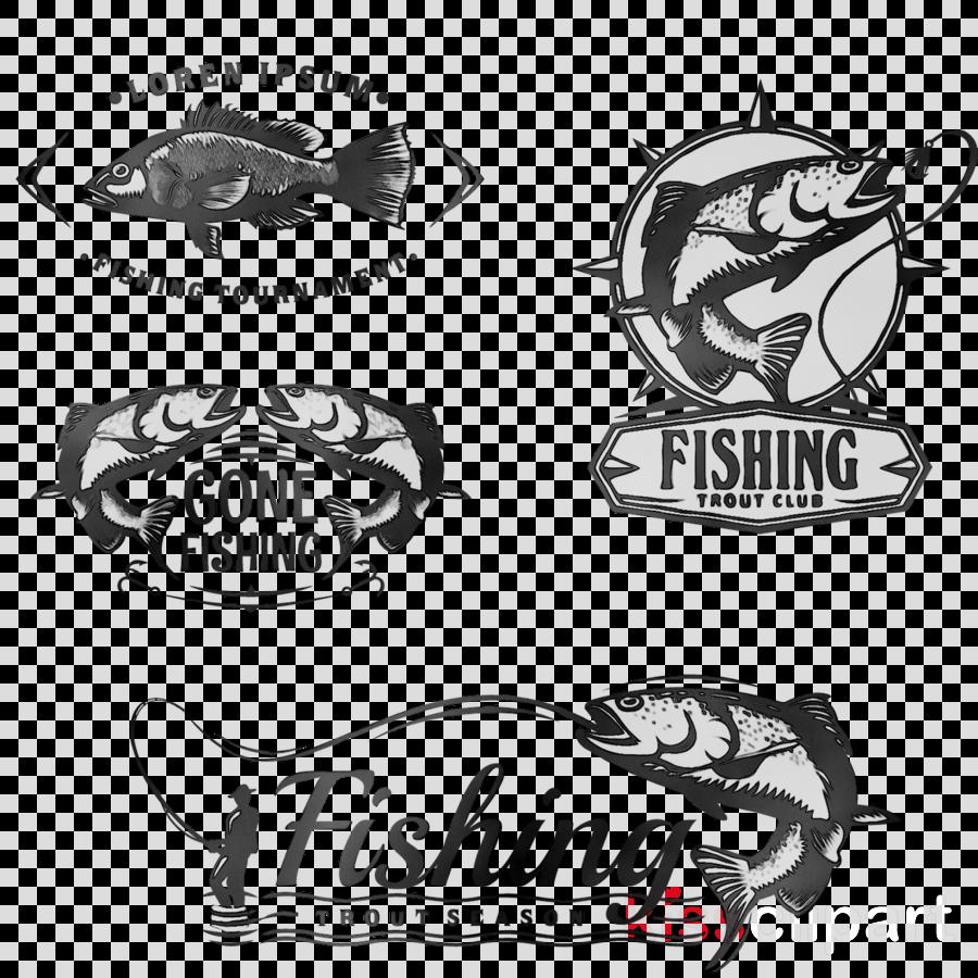 Fishing Cartoon Clipart Fishing Illustration Drawing