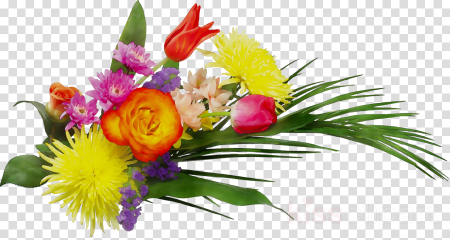 Gift Clipart Floral Design India Birthday