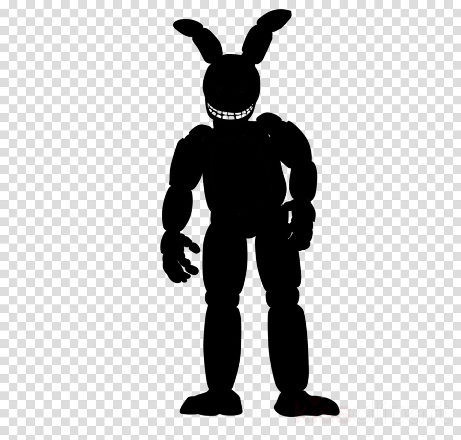 shadow spring bonnie clipart Five Nights at Freddy's 3 Five Nights at Freddy's 4