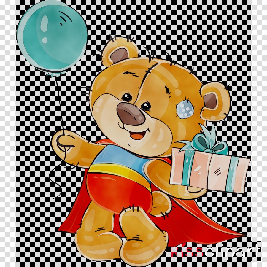 cartoon clipart Teddy bear Clip art