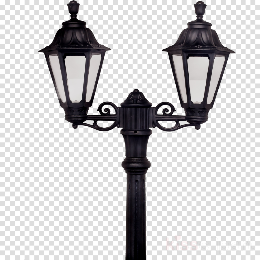street light transparent background clipart LED street light