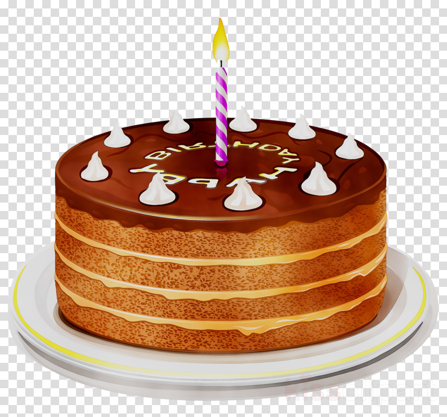 Cake, Chocolate, Food, transparent png image & clipart free
