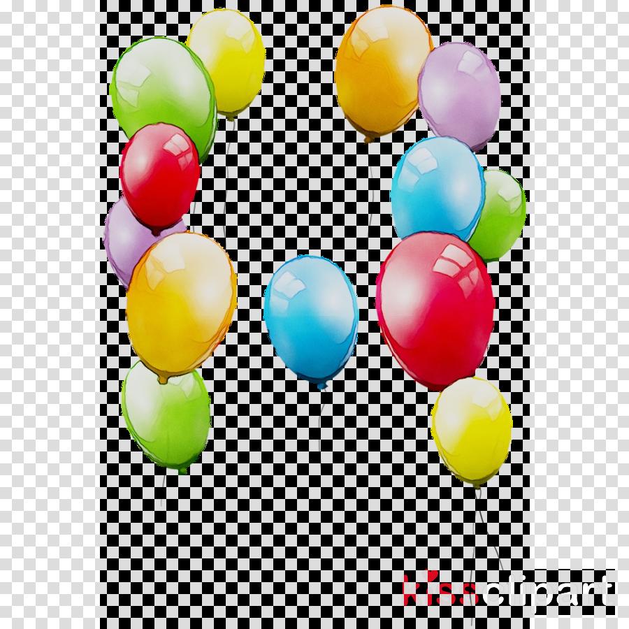 balloon clipart Cluster ballooning