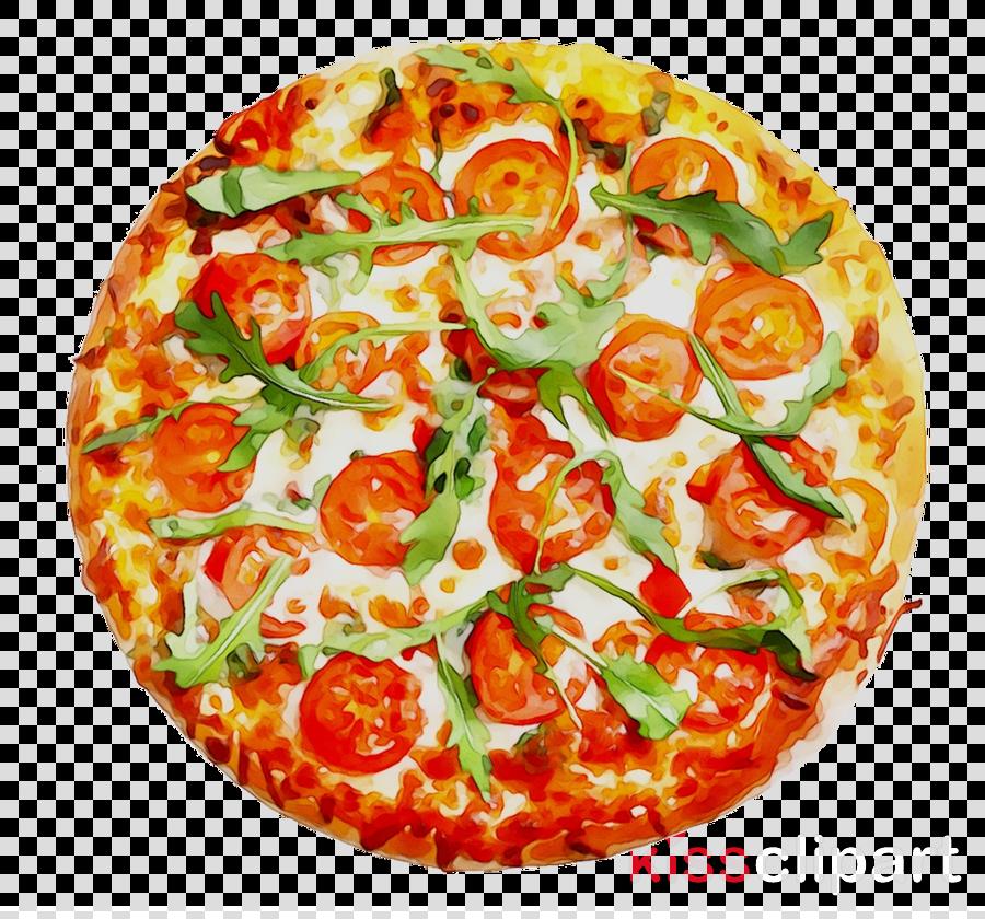 pizza cheese clipart California-style pizza Sicilian pizza