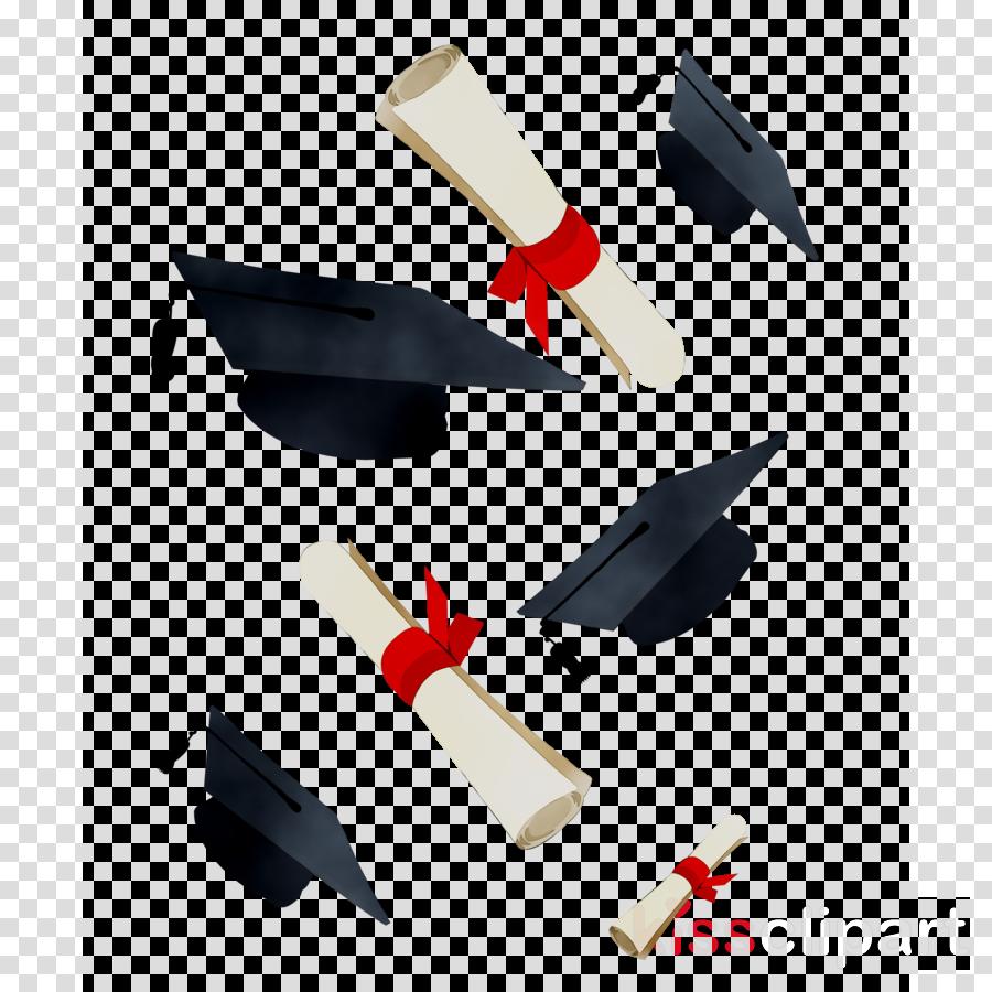 Graduation Cap clipart - Diploma, Cap, Education