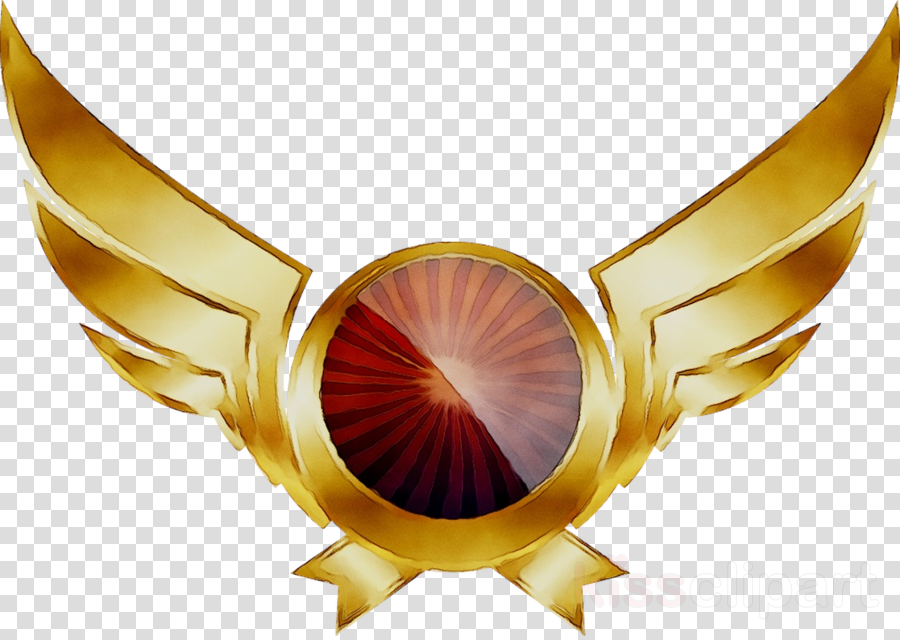 shield wings gold png clipart Gfycat