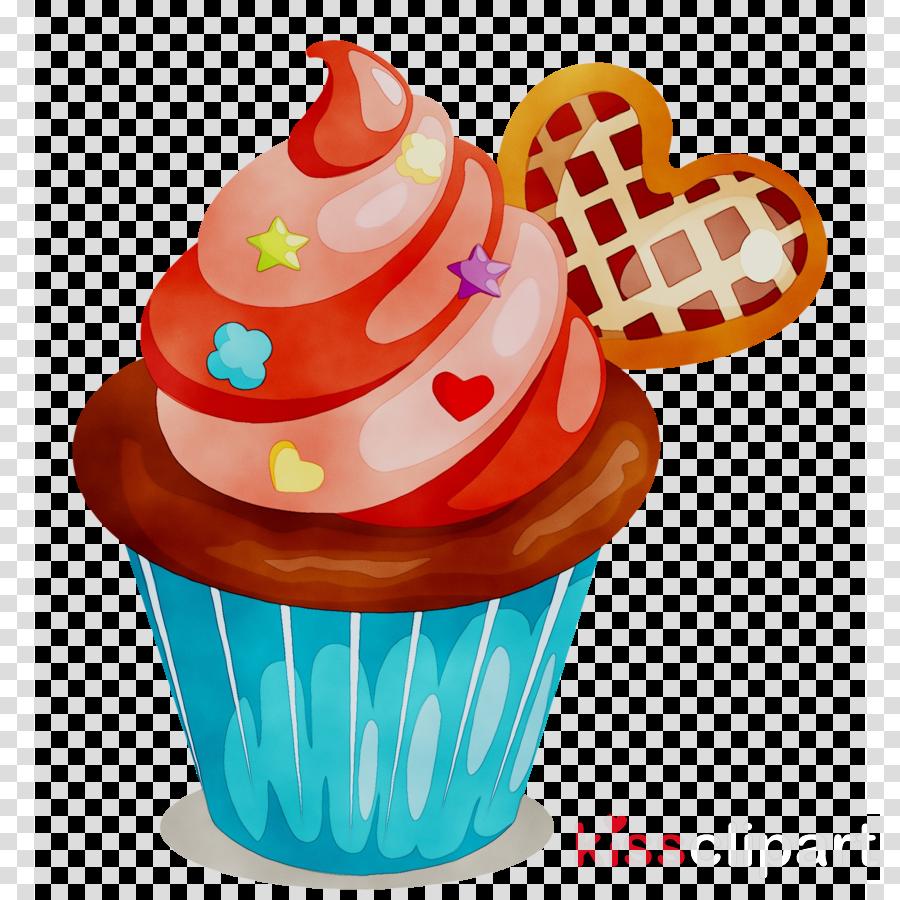 Cupcake clipart Cupcake American Muffins Chocolate brownie