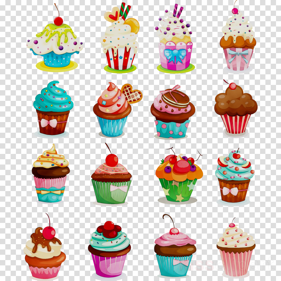 baking cup clipart Cupcake American Muffins