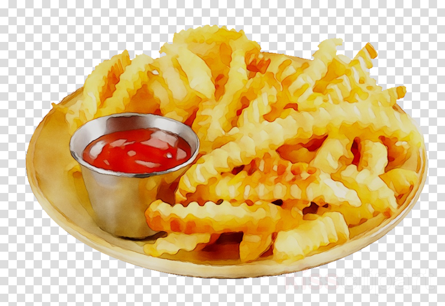 french fries clipart French fries Full breakfast Fish and chips