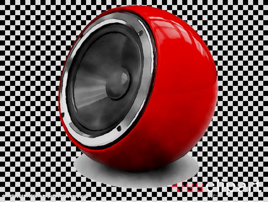 Speaker Cartoon