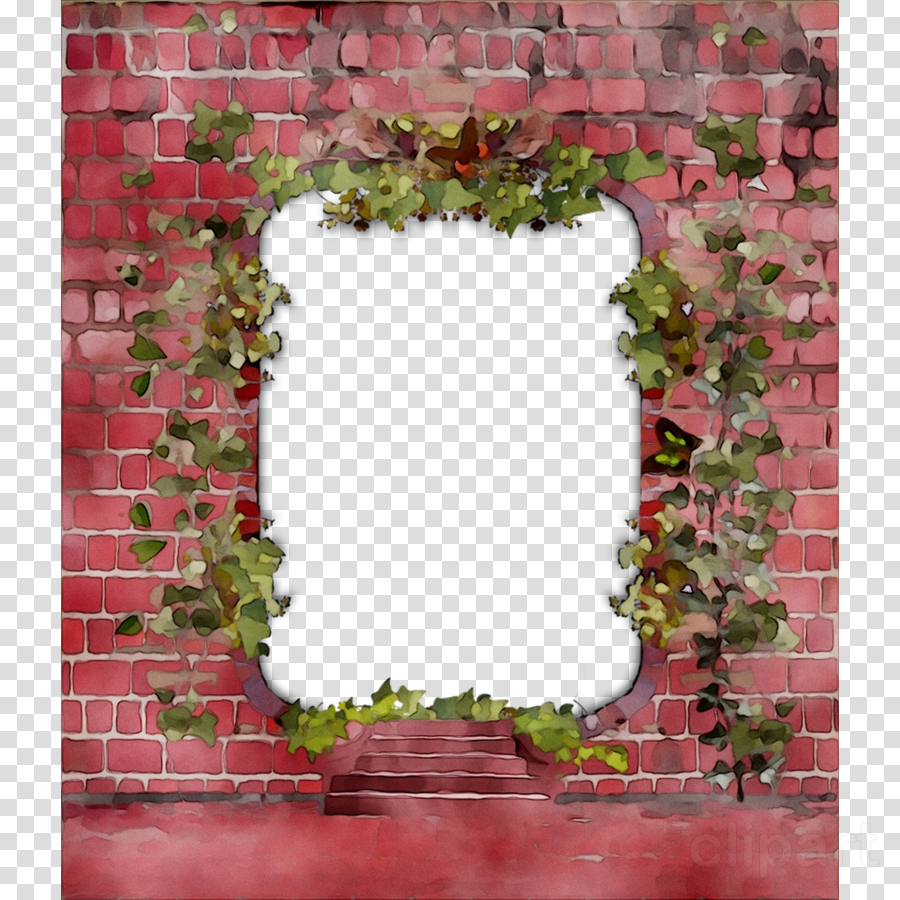 Pink Background Frame Clipart Brick Pink Wall Transparent Clip Art,American Airlines Baggage Allowance Premium Economy