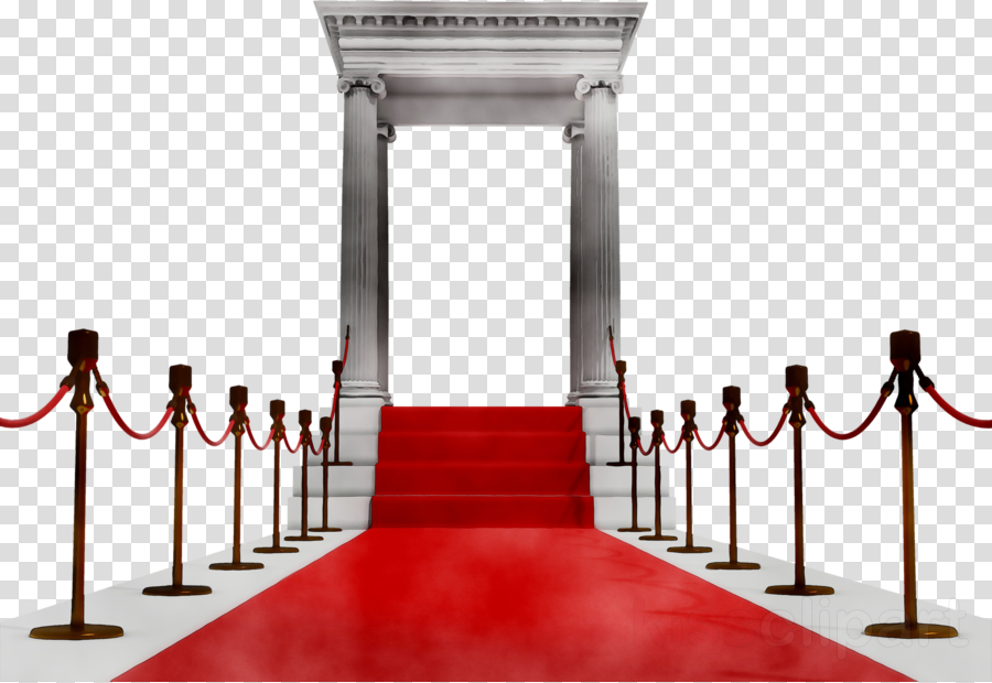 Red Background Clipart Red Architecture Furniture Transparent Clip Art