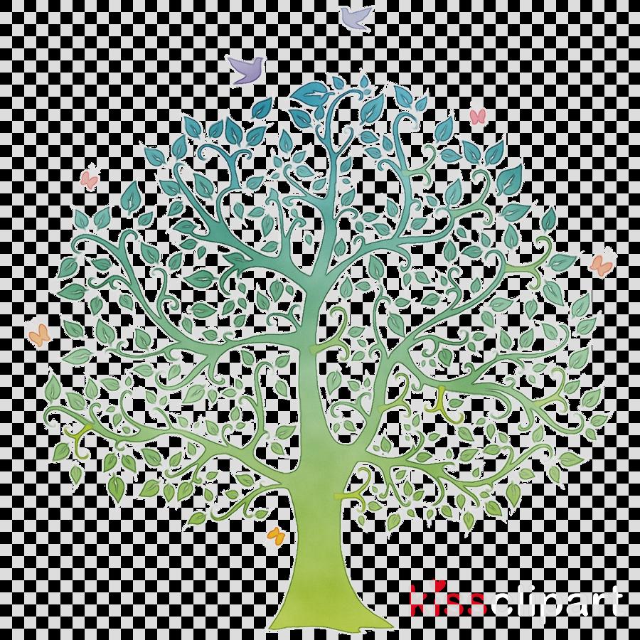 Tree Of Life Clipart Tree Health Green Transparent Clip Art