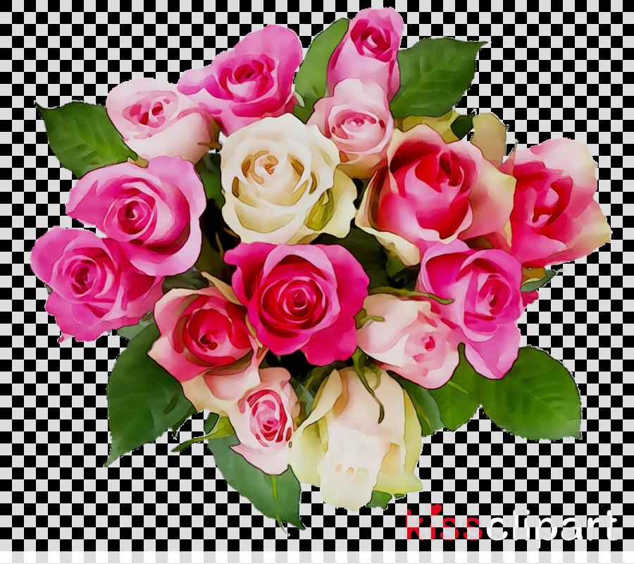 Garden Roses Clipart Birthday Flower