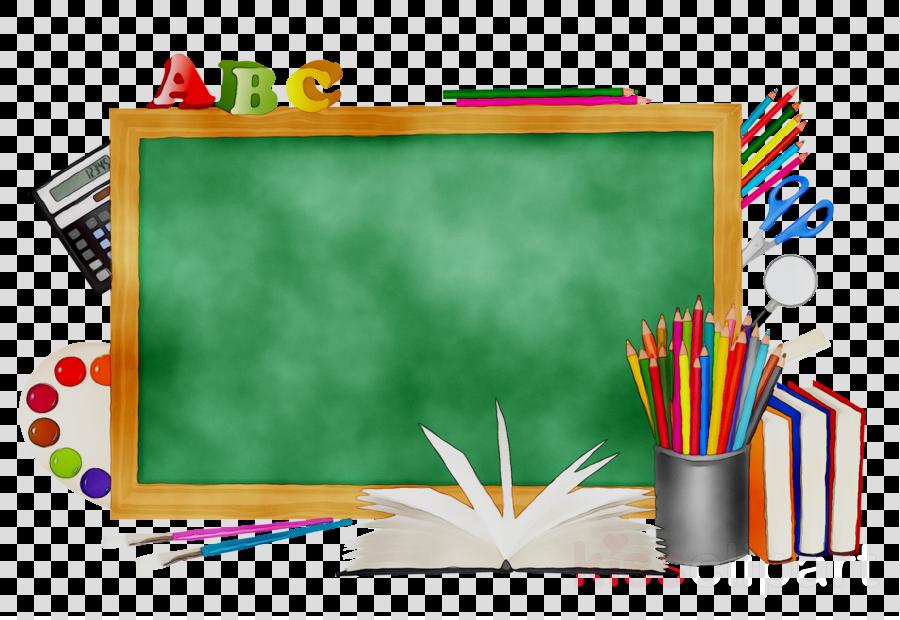 School Board Background Clipart School Education Student Transparent Clip Art