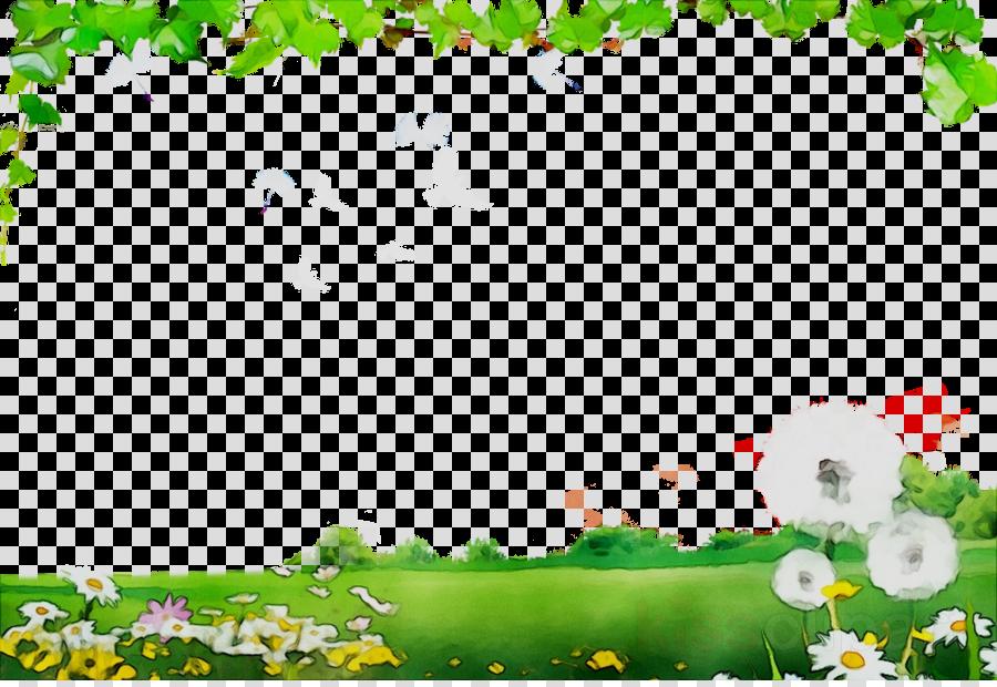 Nature Background Frame clipart - Green, Design, Nature ...