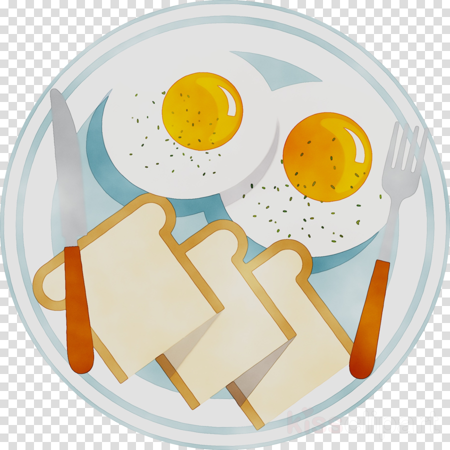 Clip Art Eggs for Breakfast